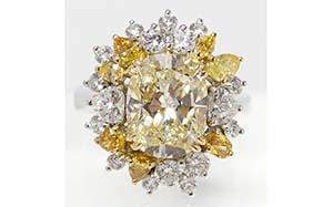 ダイヤモンド(OV) リング