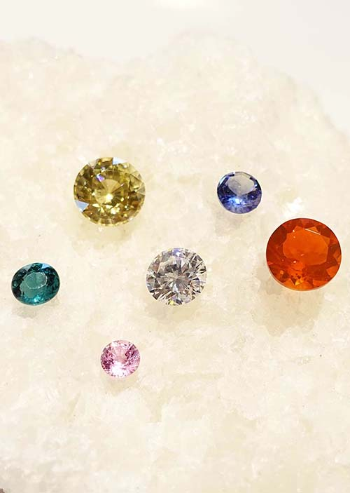 詳細2020.5.8ダイヤモンド他ルース